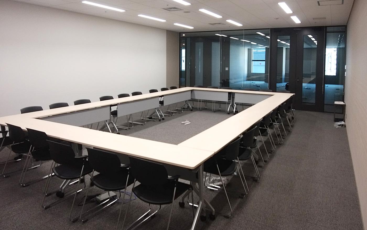 3D会議室写真